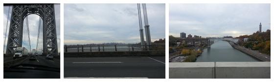 Drive thru NYC