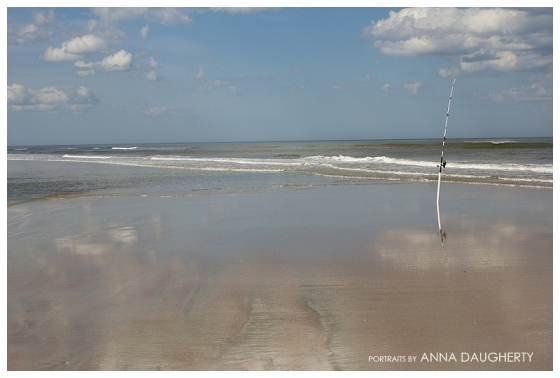 Fishing on Amelia Island